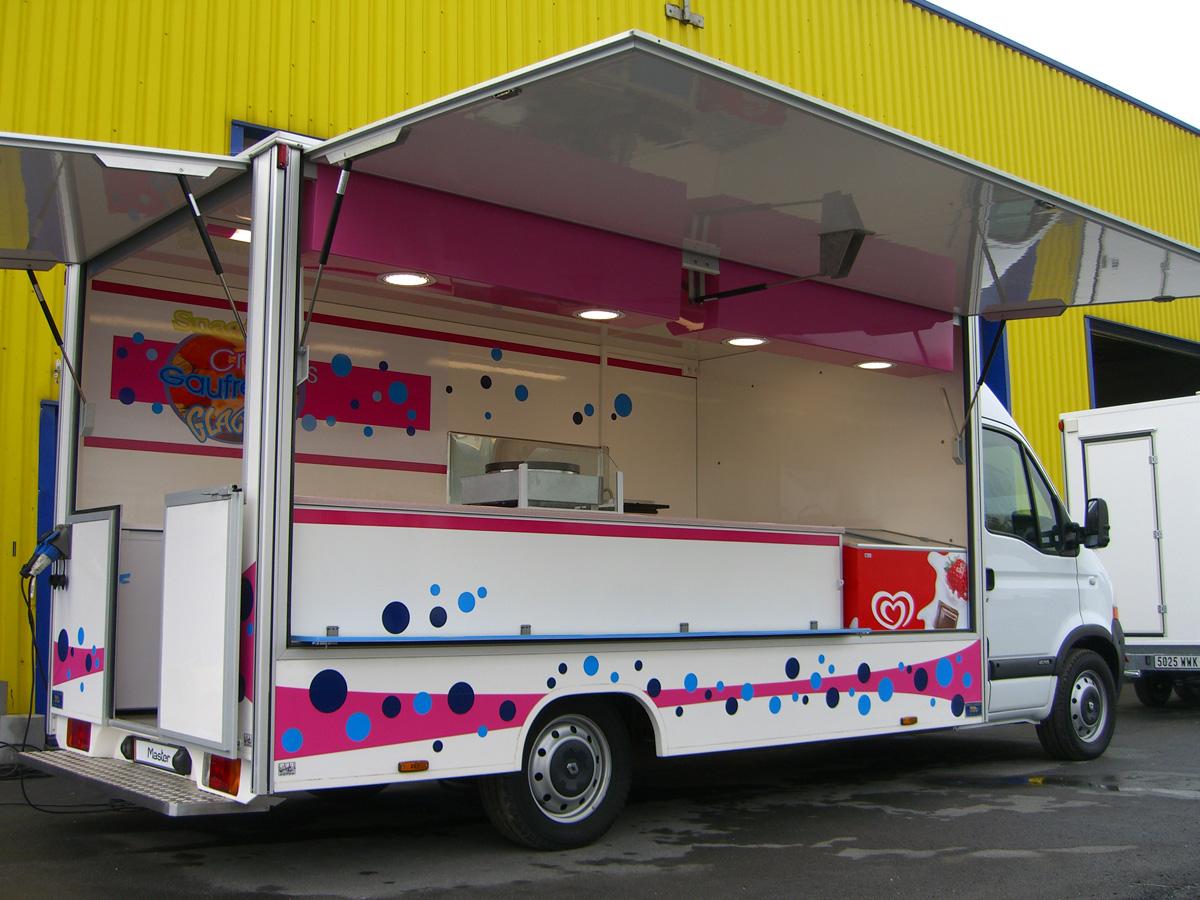 camion glacier l ger bcc fabricant de camions magasins. Black Bedroom Furniture Sets. Home Design Ideas