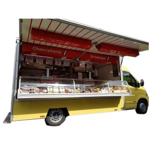 Camion magasin boucherie charcuterie occasion fiche 730 for Camion magasin occasion belgique