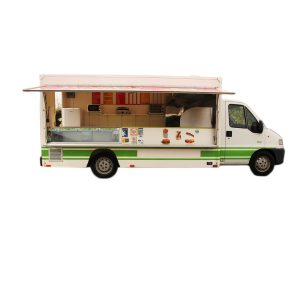 Camion Friterie occasion Fiche 922