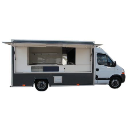 Camion Friterie occasion Fiche 814