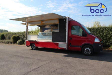 food truck occasion vendre bcc. Black Bedroom Furniture Sets. Home Design Ideas